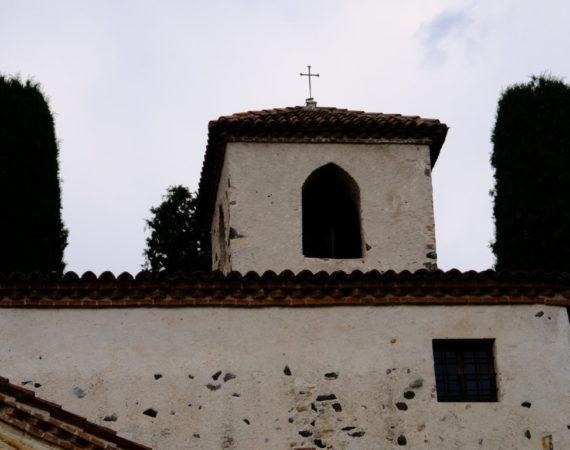 Chiesa di san Biagio - particolare del campanile